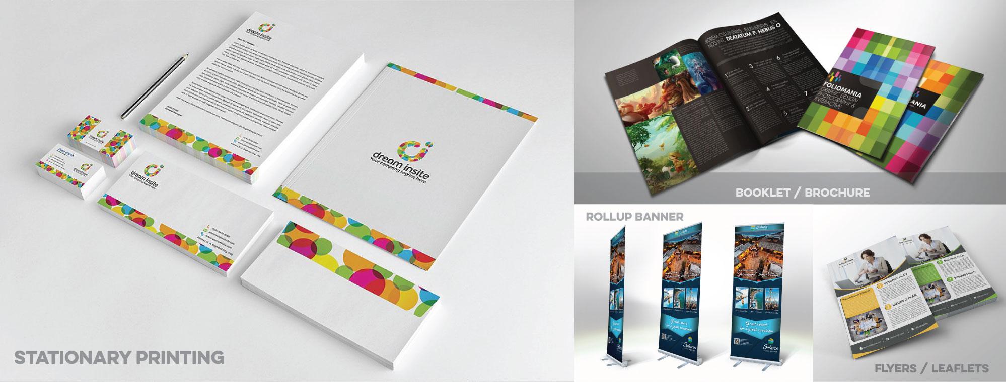 Letterheads |  Brochure Printing - VegaPrint