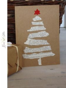 easy but cool christmas card desing